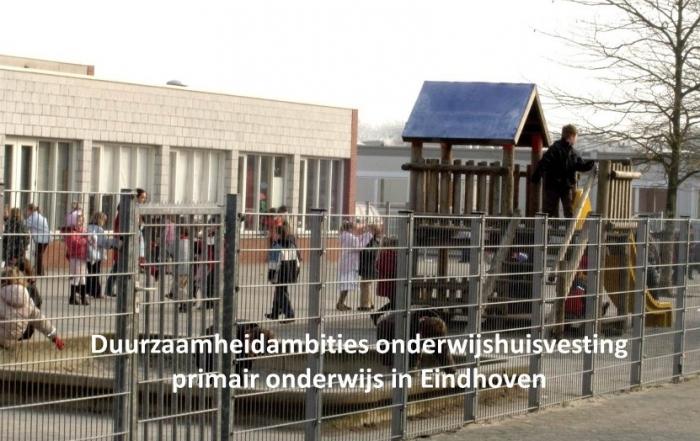 Duurzaamheidsambities Eindhoven PO
