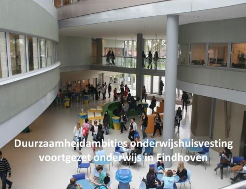 Visie en ambities duurzaamheid scholen gemeente Eindhoven (VO)