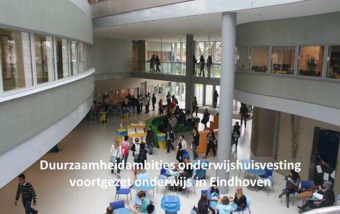 Duurzaamheidsambities Eindhoven VO