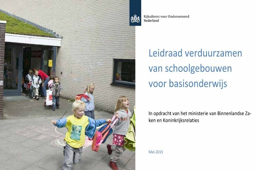 Leidraad verduurzamen schoolgebouwen