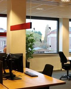Binnenklimaat kantoren