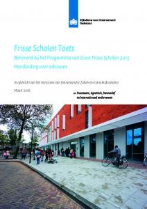 Frisse Scholen Toets - Handleiding