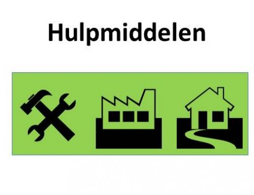 Ontwikkelen hulpmiddelen huisvesting