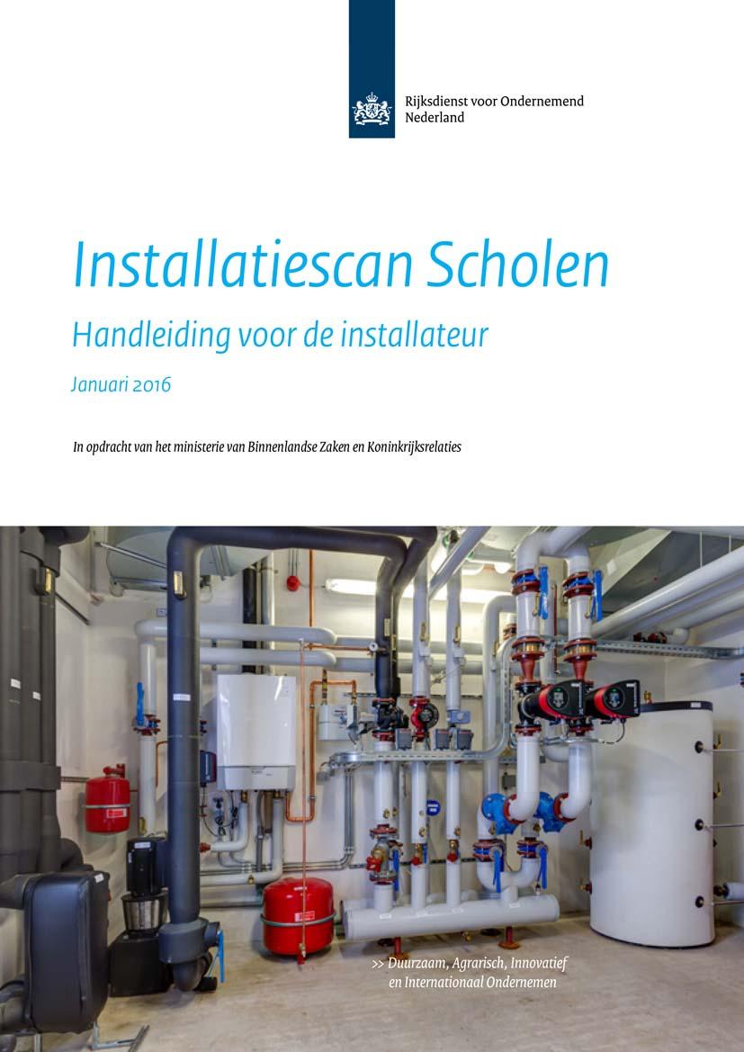 Installatie scan scholen - handleiding