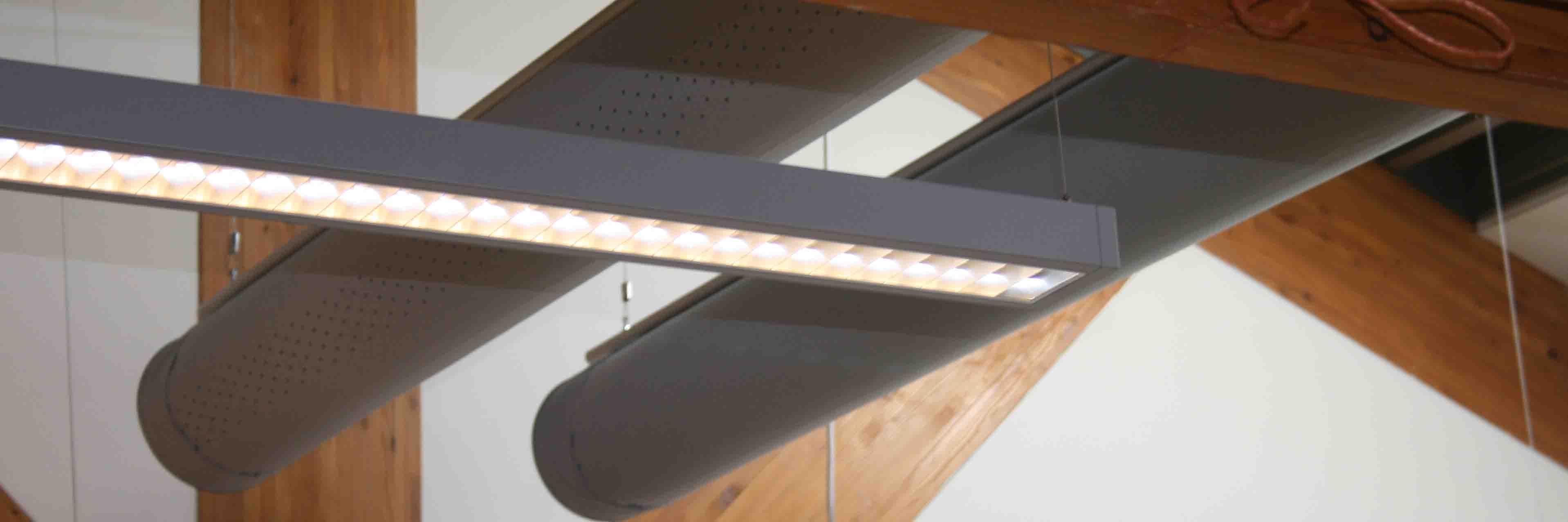 Verlichting en ventilatie